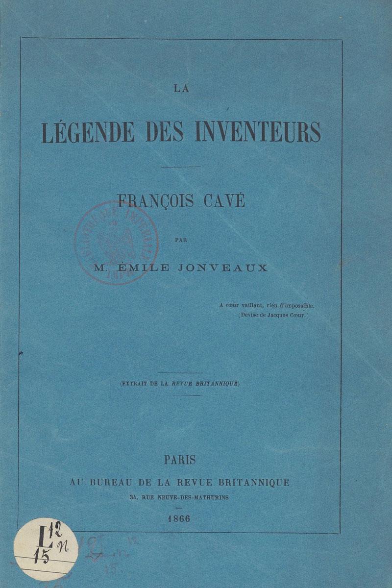 Эмиль Жонво (Louis Henri Félix Emile Jonveaux)