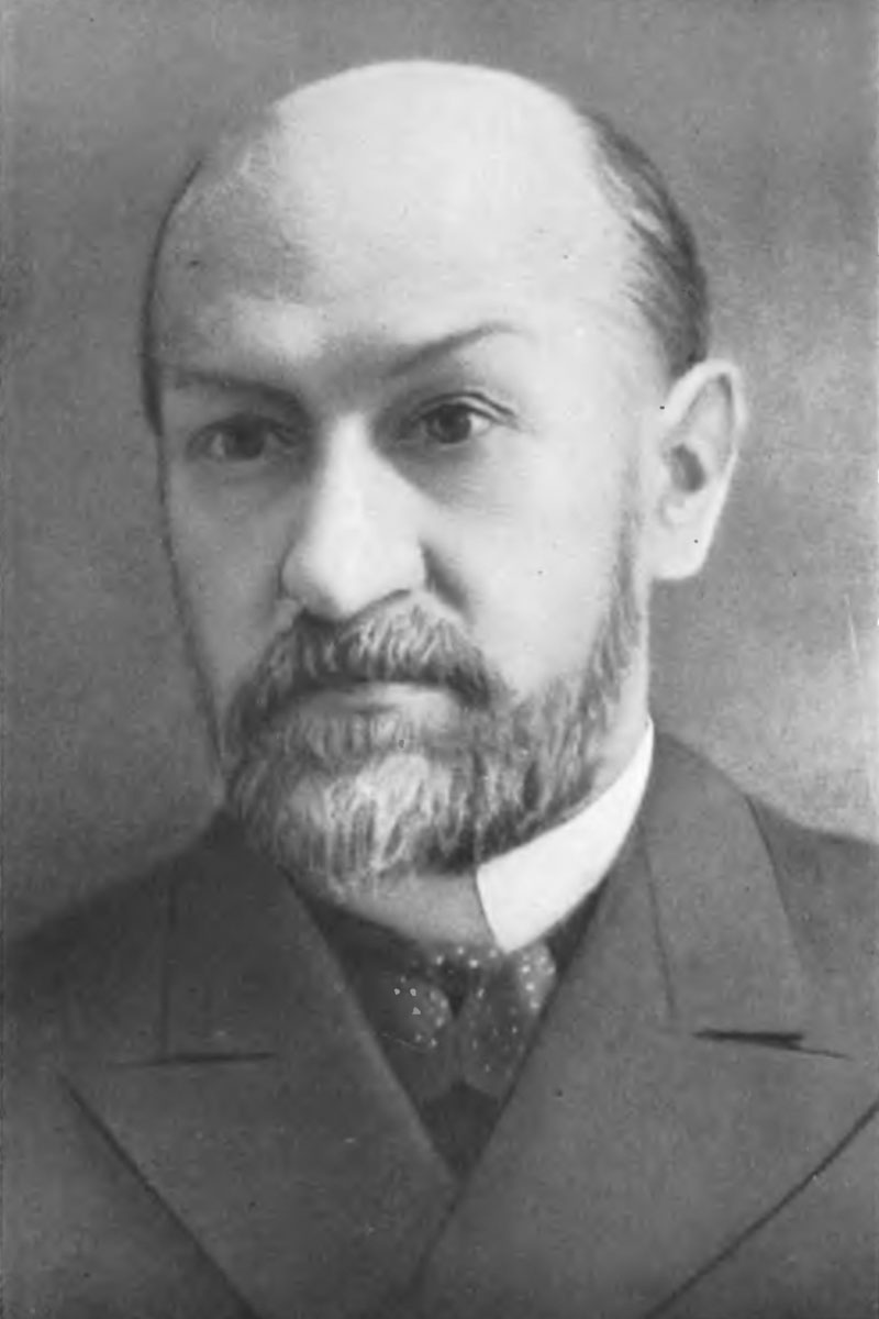 Бартольд Василий Владимирович