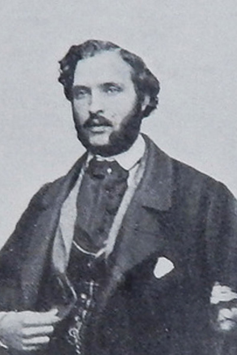 Врангель Александр Егорович