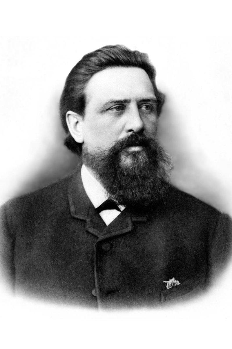 Мушкетов Иван Васильевич
